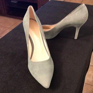 Heels, new.